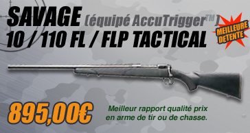 Carabine Savage 7-08