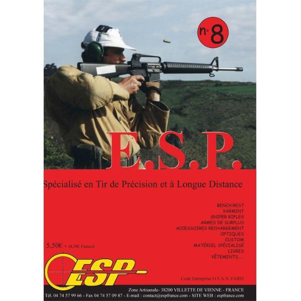 Catalogue ESP n°8