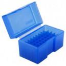Boîtes de Rangement pour 50 cartouches Petits Calibres