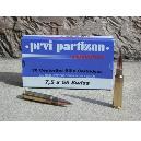 Cartouches Partizan Cal. 7,5x55 Suisse 174-Grs FMJ-BT