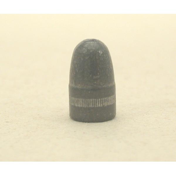Balles 9mm 124 Gr. LRN Partizan (en sachet de 500)