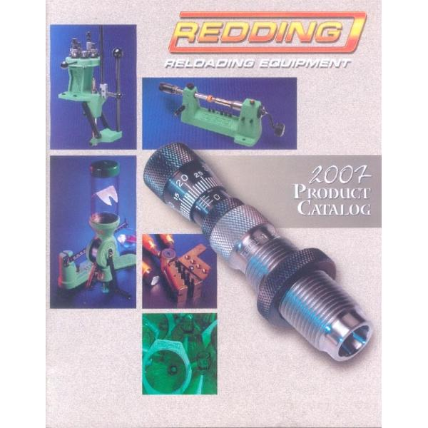 Catalogue Redding Reloading en Anglais