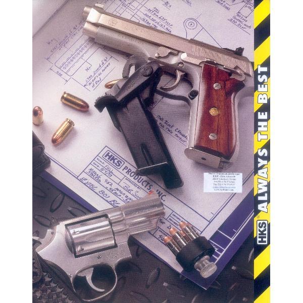 Catalogue HKS en Anglais