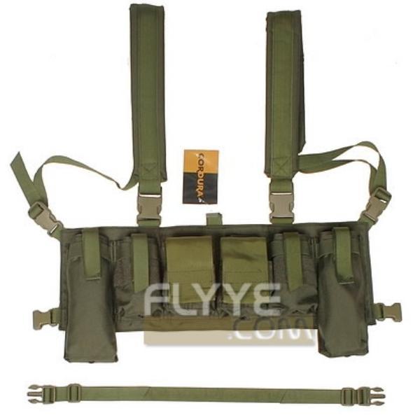Harnais Tactique LBT M4