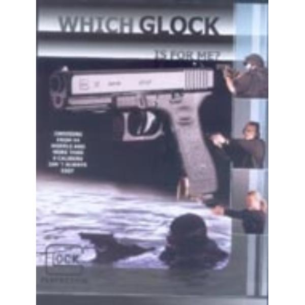 Brochure Which Glock is for me?