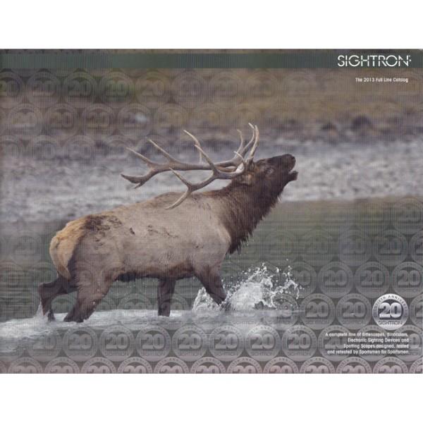 Catalogue Sightron en Anglais