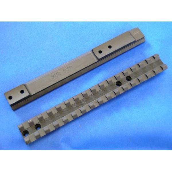 Embases E.G.W. pour SHR-970