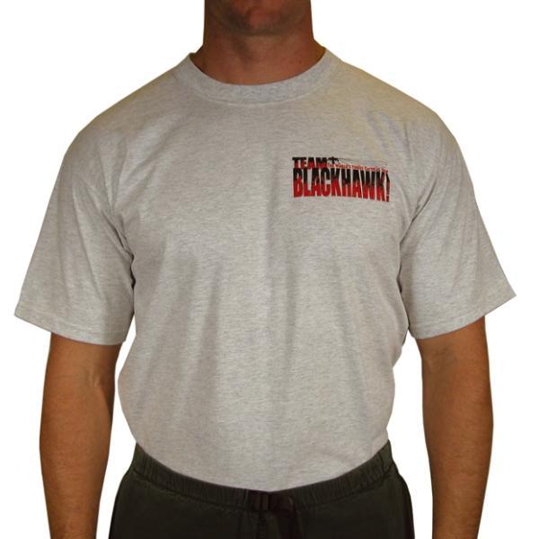 T-Shirt BlackHawk Gris Large