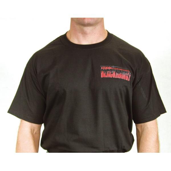 T-Shirt BlackHawk Logo Couleur Large
