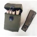 Porte Chargeurs 5,56mm (4) Vert Olive