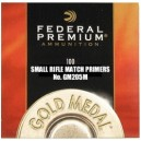 Amorces Small Rifle Federal Match 205M