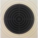 Cibles 50m Match 14cm x 14cm