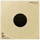 Cible Pistolet 10M Zonée