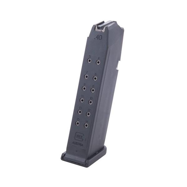Chargeur 15 coups pour Glock 22, 24, 35, 23 et 27