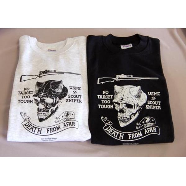 Sweat Shirt Death From Afar