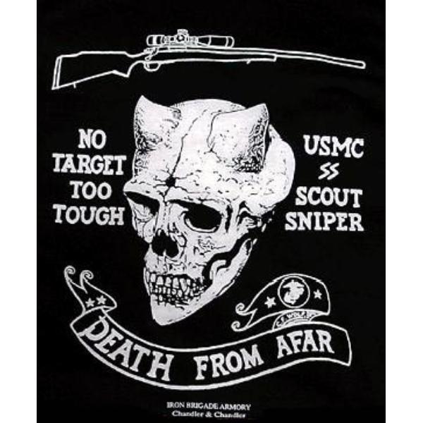 T-Shirt Death From Afar