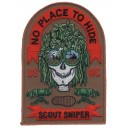 "Patch ""No Place to Hide"""