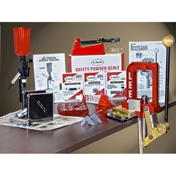 Kit Presse Challenger Breech Lock sans outils