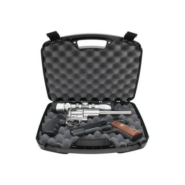 Valise pour deux pistolets