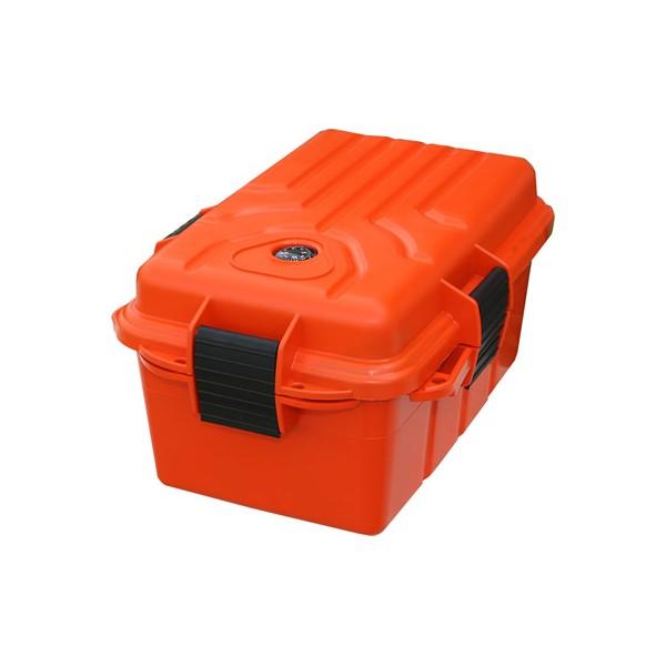 Boîte de Survie étanche Orange 249x172x122mm