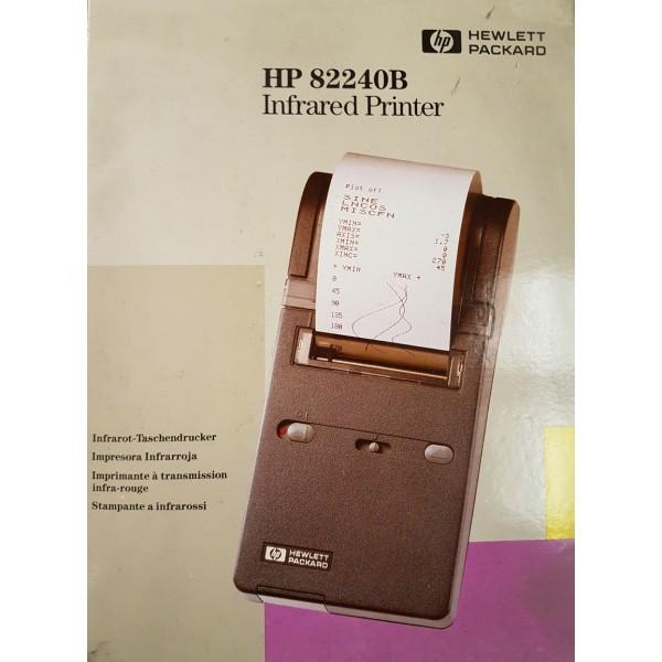 Imprimante H.P. pour chronographes PACT