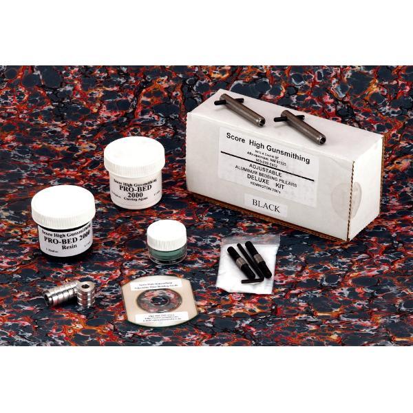 Kit Bedding Deluxe avec Pillars + Outillage Marron