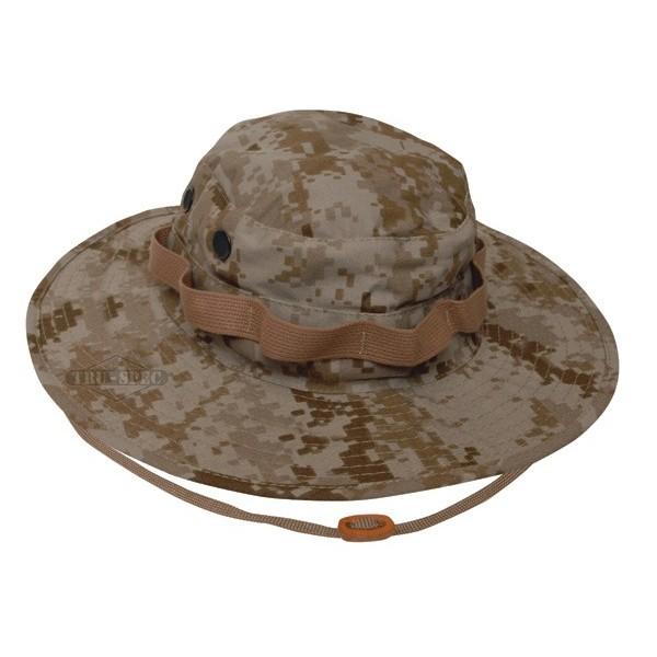 Chapeau de Brousse Digital Desert