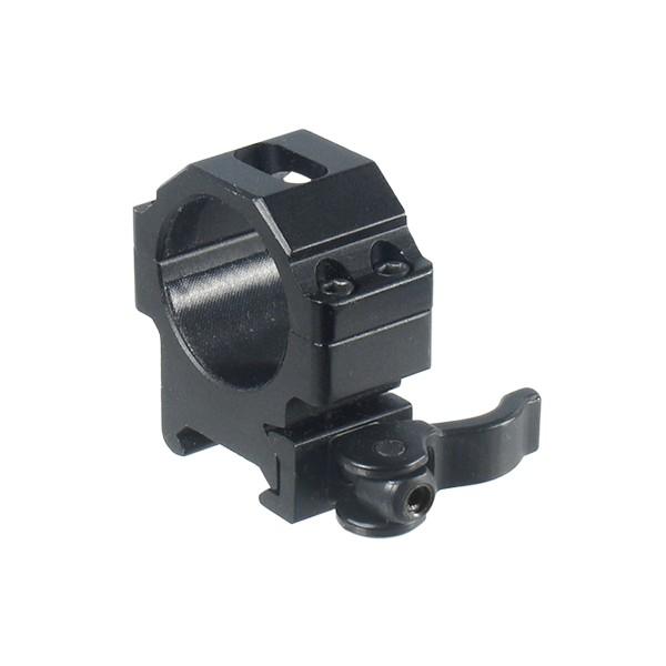 Colliers LE Grade QD, 30mm, pour Rails Picatinny/Weaver