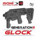 Crosse RONI Génération 2 pour Glock 20,21 Noire