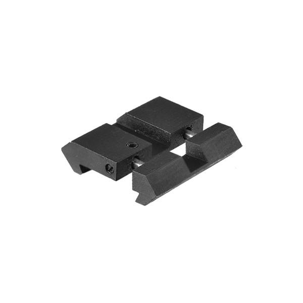 Adaptateur 11mm vers Weaver Low Profile