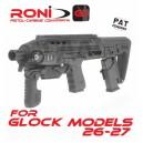 Crosse RONI Génération 2 pour Glock 26