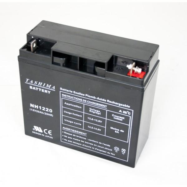 Batterie 12V 18 Amp/Hr
