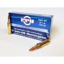 Cartouches Partizan Cal. 7-08 Remington 140-Grs. PSP BT x20