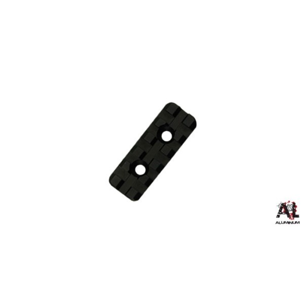Rails pour Pompe Talon Aluminium