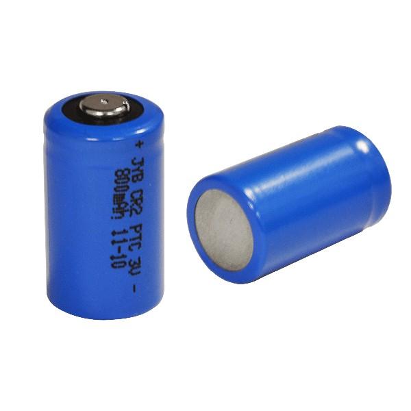 Pile Lithium CR2 3 Volts (Paquet de 1)