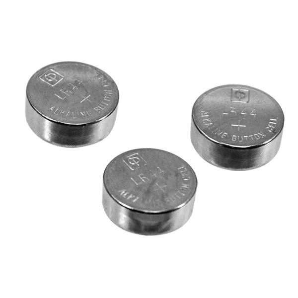 Piles LR48/AG5 1.5 Volts (Paquet de 3)