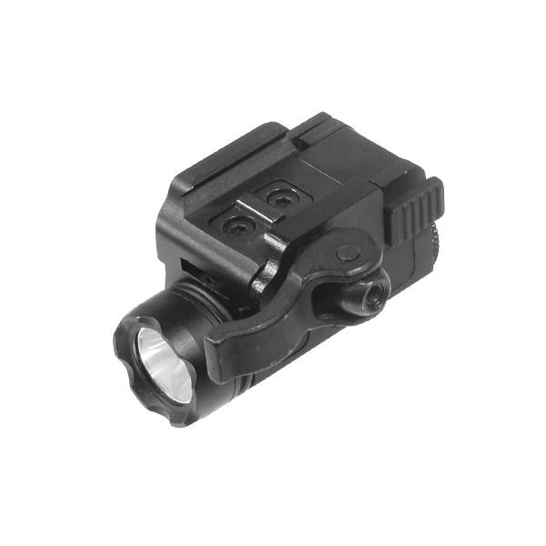 Torche Arme de Poing Sub-Compact 16mm LED QD 120 Lumens