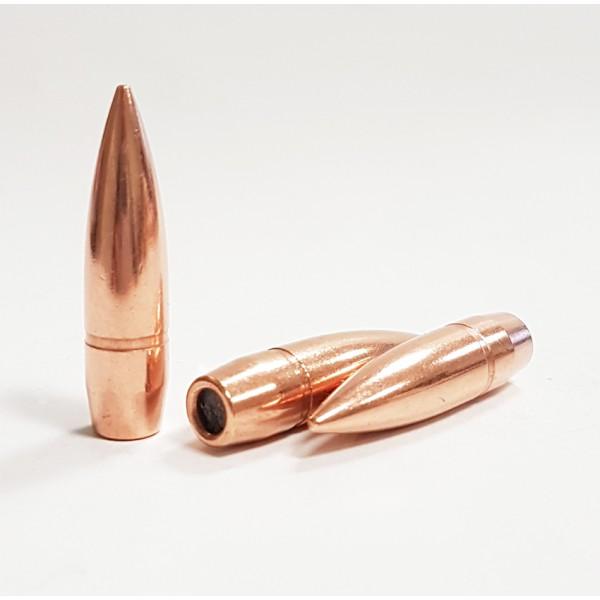 Balles Cal. 8mm 198-Grs FMJ BT Sniper Partizan (en sachet de 500)