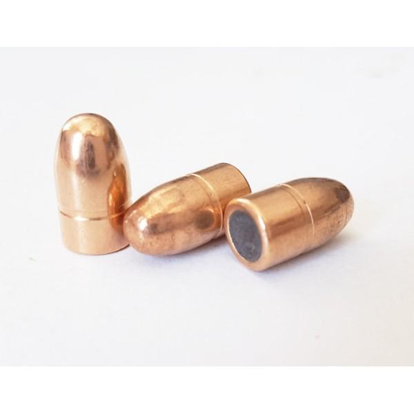 Balles Cal. 7,65mm 93-Grs FMJ Partizan x500