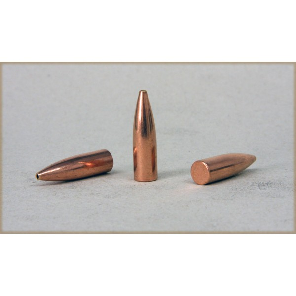 Balles 7mm 120 Grains HP Partizan (en sachet de 500)